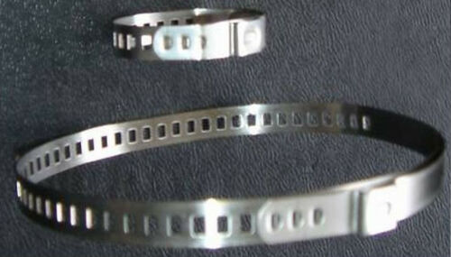 40x Klemmschelle System Oetiker für Achsmanschetten bis 120mm Durchmesser Neu