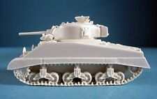 Milicast BB067 1/76 Resin WWII British Sherman III (M4A2)(Earliest Production)