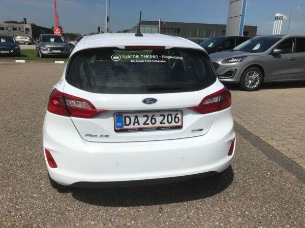Ford Fiesta 1,0 EcoBoost mHEV Titanium billede 2