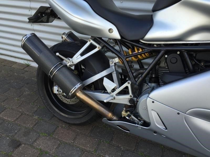 Ducati, 800 Super Sport, ccm 803