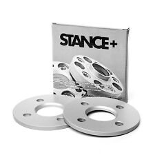 2 x 8mm BMW 3 Series E30 (4x100) 57.1 Stance+ Alloy Wheel Spacers