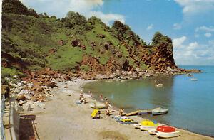 Postcard-Watcombe-Beach-Torquay-Ref-B4