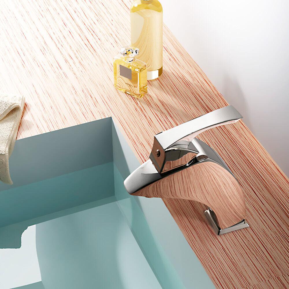 Salle de bain design bassin Mélangeur Robinet Sanlingo Oslo ligne