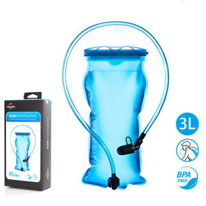 1.5L 2L 3L Hiking Cycling Running Hydration Bladder Water Reservoir Bag Pouch