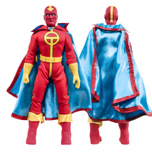 environ 20.32 cm action figures avec poing de combat action Series Super pouvoirs 8 in Red Tornado