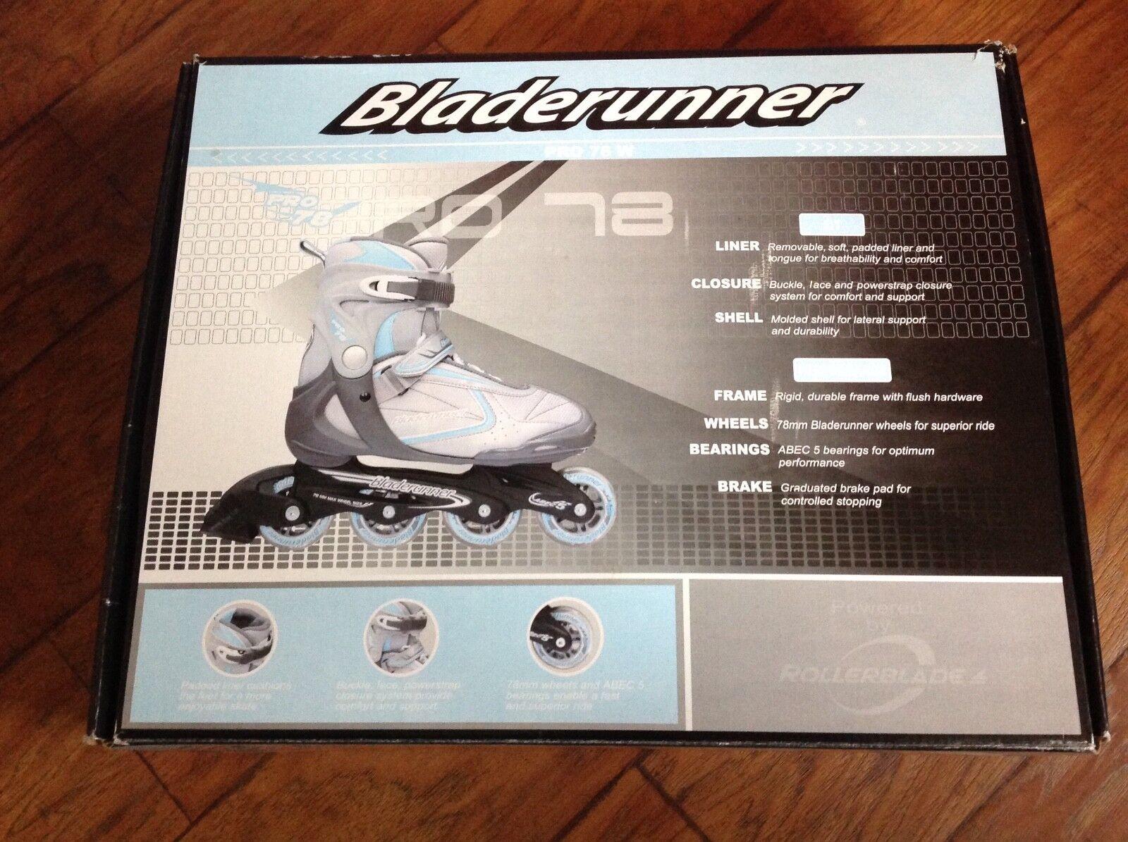 NEW Bladerunner PRO 78 W