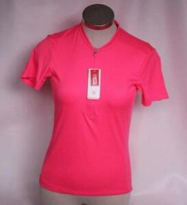 New-Specialized-Women-039-s-RBX-Jersey-Cycling-Bike-Medium-Neon-Pink-Short-Sleeve