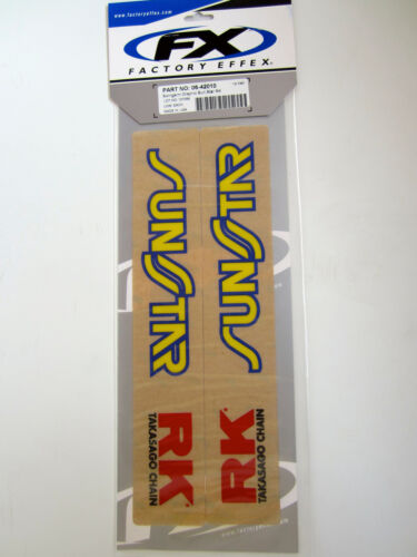 Factory Effex Swing Arm Swingarm Graphics Universal Sunstar RK NEW
