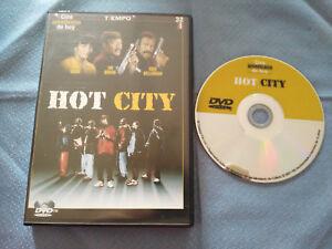 HOT-CITY-LARRY-COHEN-PAM-GRIER-JIM-BROWN-ICE-T-DVD-ESPANOL-ENGLISH-REGION-2