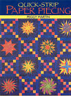 Quick-Strip Paper Piecing by Peggy Martin (Paperback, 2003)