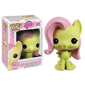 My-Little-Pony-Fluttershy-3-75-034-Vinyl-Figur-Pop-Brandneu-Tolles-Geschenk