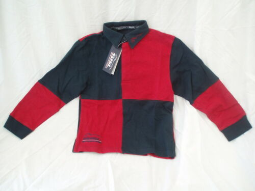 NAVY /& RED 6-8 years SALE Children/'s Horse Riding Event Shirt Shires