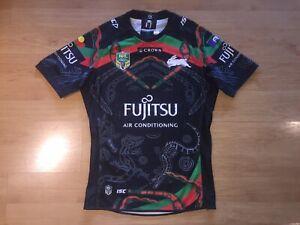 South Sydney Rabbitohs 2018 Indigenous 1 Nrl Isc Player Issue Shirt Jersey Xl Ebay