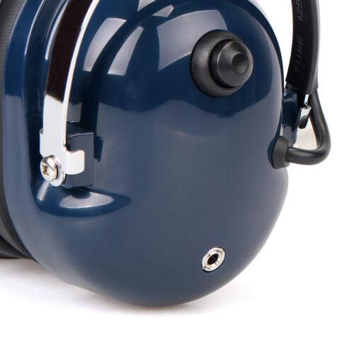 Retevis Volume Adjustment Aviation MIC Headset Noise Reduction PTT for Kenwood