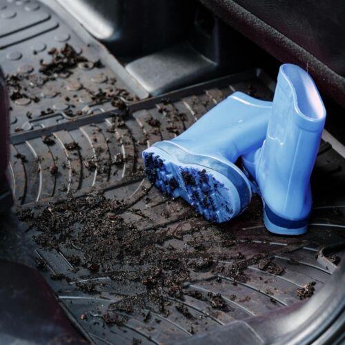 Travall Fußmatten Gummifußmatten Passend Für Ford Fiesta Fließheck 2008-2017