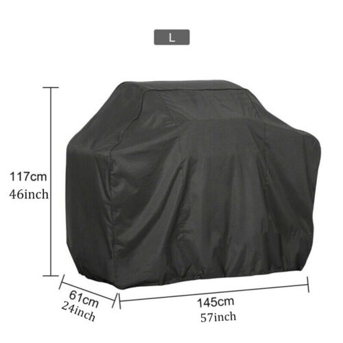 L// XL//XXL BBQ Cover Waterproof Barbecue Covers Garden Patio Grill Protector CN