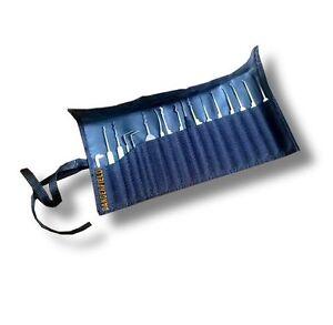 dangerfield 39 s canvas wrap up lock pick tool case wallet. Black Bedroom Furniture Sets. Home Design Ideas