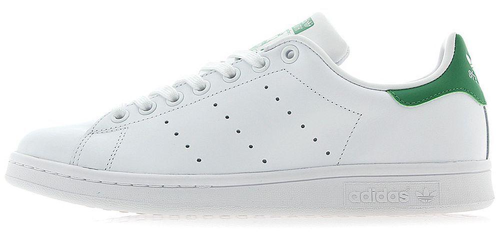 Adidas stile stan smith bianco verde vecchio stile Adidas retr casual scarpe nuove 8cb644