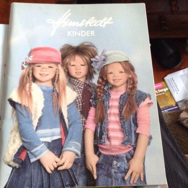 Marchio Popolare Annette Himstedt Catalogo