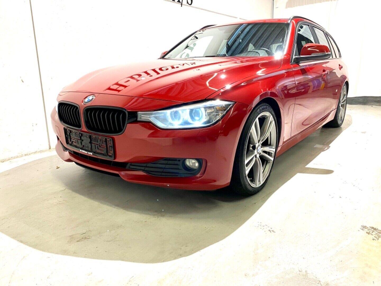 BMW 320d 2,0 Touring 5d - 169.900 kr.