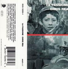 """K 7 AUDIO (TAPE)  CHRIS REA  """"LA PASSIONE"""""""