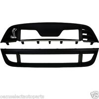 2010-2014 Ford Mustang Gt500 Upper And Lower Grille Front Bumper Shelby on Sale