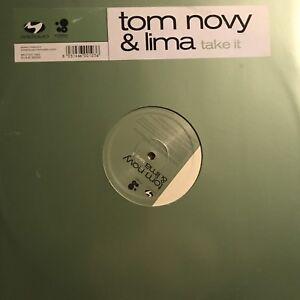 TOM-NOVY-amp-LIMA-Take-It-Vinile-12-Mix-MOTIVO-092