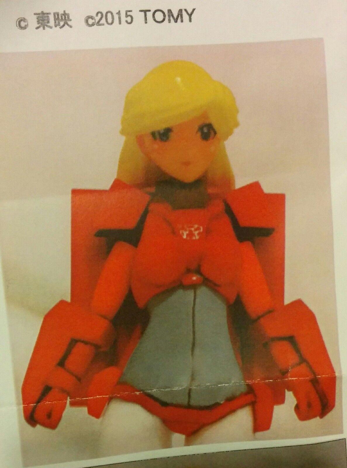 Transformers Super-Dios Masterforce director Jr. Minerva resina fundido Modelo Kit