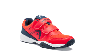 Head Sprint 2.5 Junior - Klettverschluss - Kinder Tennisschuhe - red - 275209