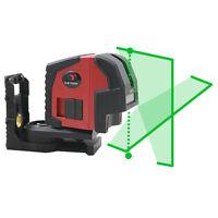 New Leter L2P2G Self-Leveling Green Laser Bob Cross Line Laser Plumb laser
