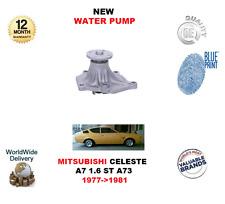 für MITSUBISHI CELESTE A7 1.6 ST A73 1977- > 1981 NEU Wasserpumpe