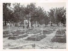 Deutsche Heldenfriedhof zwischen Roslawl - Kritschew Ostfront