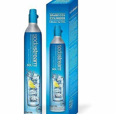 Sodastream 60 L de rechange pour bouteille de gaz pour eau pétillante Maker BOUTEILLE CO2