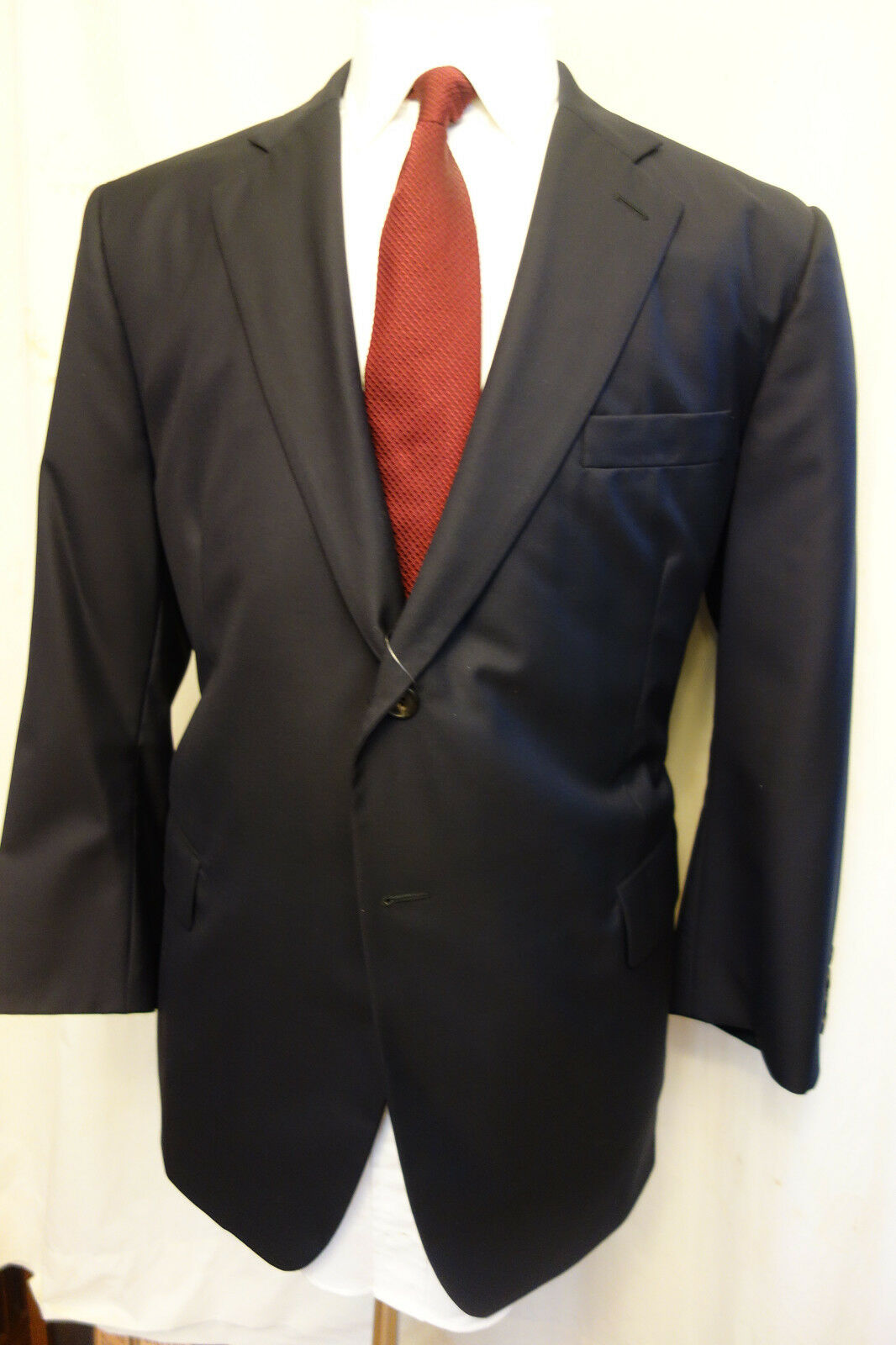 NWOT Brooks Brothers Golden Fleece Navy Blau Wool Blazer 44S or 44XS USA