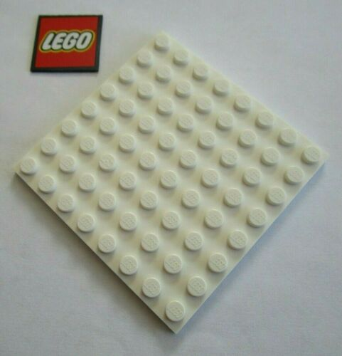 LEGO 8x8 PLATE Pack of 1 Plate Pick your Colour Design 41539