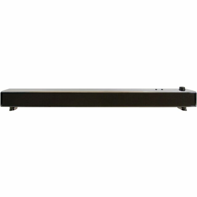 Sherwood S-2 Panoramic Sound Bar with 4 Built-In Speakers, 120W and Spectrum 3D