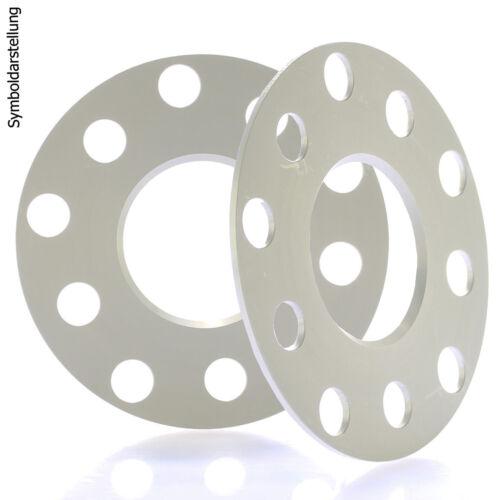 H/&r Dr pista placas ensanchamiento distancia disco ø57 1 5x100 16mm //// 2x8mm