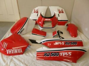 RD500-WHITE-RED-VERSION-DECAL-KIT