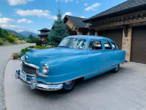1951 Nash Airflyte. Amazing condition! Reduced!