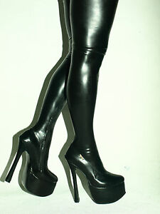heels Latex high