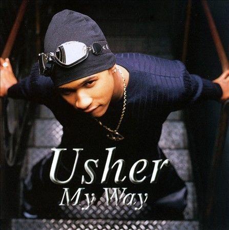 1 of 1 - USHER - MY WAY . CD