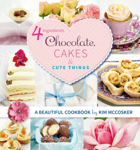 1 of 1 - Direct from 4 Ingredients, Chocolate, Cakes and Cute Things