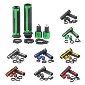 7-8-034-Handlebar-End-Hand-Grip-For-Kawasaki-Z1000-Z750-ER6N-ER6F-ZX10R-ZX9R-ZX6R