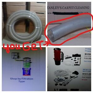 2 inch id pvc flex tube wire reinforce hose $3.25 per foot   jacuzzi spa hot tub