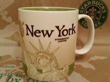 Starbucks Coffee City Mug/Tasse NEW YORK, Global Icon Serie, NEU und unbenutzt!!