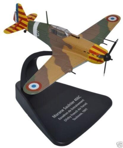 oxford AC038 Morane Saulnier 1:72 suberb detail