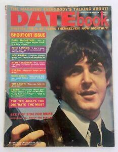 Datebook Sep 1966 Lennon More Popular than Jesus Christianity Issue Burt Groedel