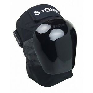 S-ONE-S1-Pro-Knee-Pads-Black-Size-Small