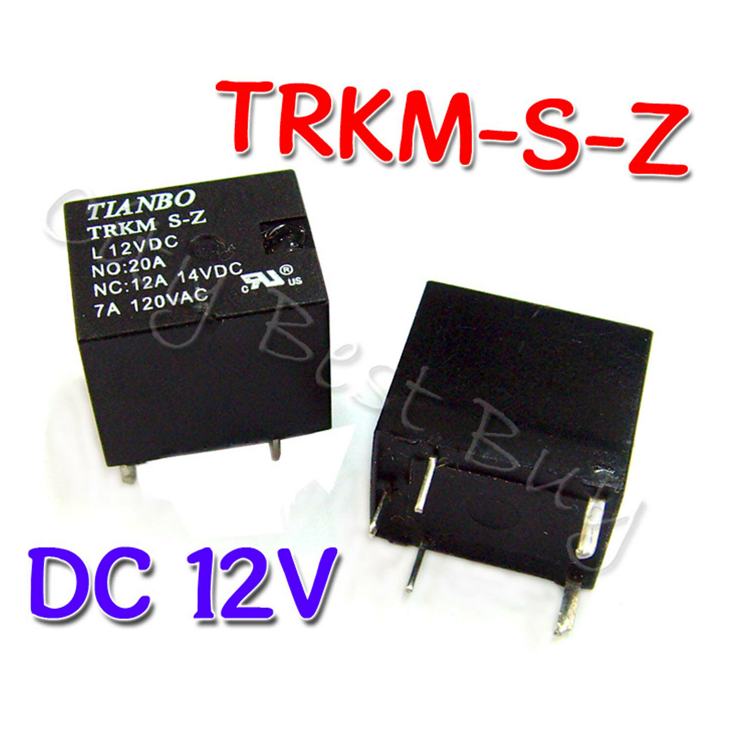 2 X Trkm S Z L 12vdc 12v Utv6 7a 120vac 5 Pins Coil Spdt Pcb Power Dpdt 30a General Purpose Relay Circuit Diagram Norton Secured Powered By Verisign