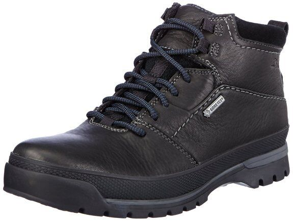 Clarks Uomini ** ** NARLY Trail GTX ** Uomini Warmlined NERO ** UK ** ACTIVE AIR 9.5 G 030a62